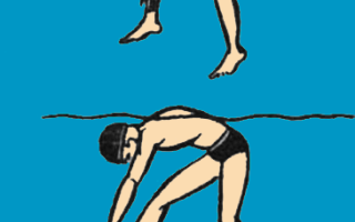 Причины и профилактика судорог при плавании