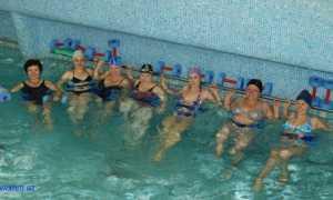 Польза плавания для суставов