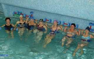 Плавание при ревматоидном артрите