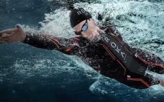 Зачем нужен гидрокостюм для плавания