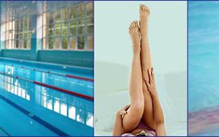 Почему плавание при варикозе полезно?