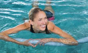 Сколько калорий сжигается при плавании