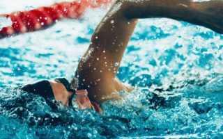 Как плавать быстро кролем