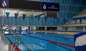 Объем плавательного бассейна