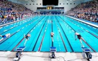 Стиль плавания под водой