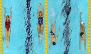 Плавание как вид спорта – через века к достижениям