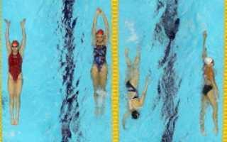 Как появился вид спорта плавание