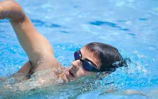 Самый медленный способ плавания