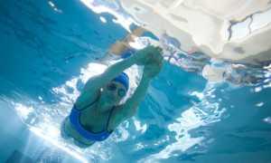 Комплекс упражнений для плавания