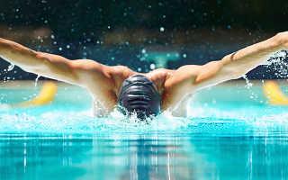 Как плавать дельфином под водой