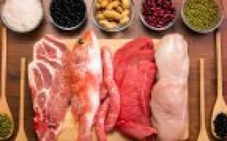 Сложные белки примеры продуктов