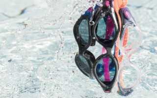 Потеют очки для плавания: что делать и что применять