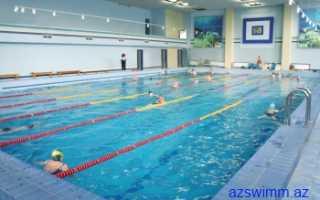 Что можно делать в бассейне