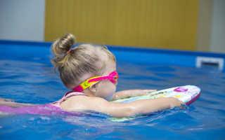 Детское оздоровительное плавание
