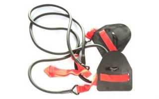 Упражнения с эспандером для пловцов