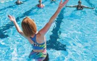 Когда можно заниматься плаванием после приема пищи