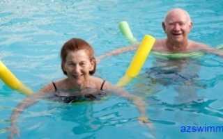 Плавание и сердечно сосудистая система