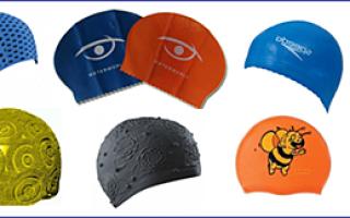 Как правильно одевать шапочку для плавания для бассейна взрослому и ребенку: как легко и быстро надевать резиновую шапку?