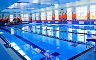 Ультрафиолетовая очистка воды в бассейне