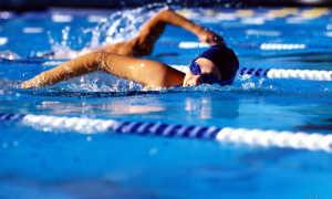 Техника плавания кролем: главные секреты
