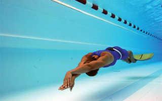 Как плавать под водой