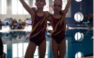 Синхронное плавание для детей: что необходимо знать