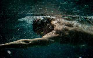 Обучение дыханию при плавании