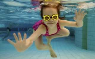Как правильно выбрать очки для бассейна