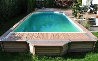 Объем воды в бассейне 25 метров