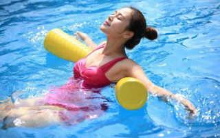 Какой должен быть пульс при плавании