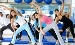 Виды групповых занятий в фитнес клубах