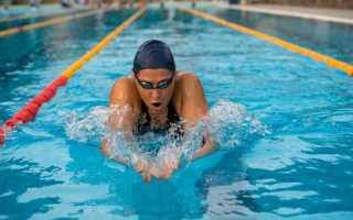 Методика плавания брассом